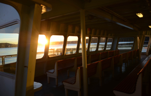 LEANTO Moran State Park Orcas Island Ferry