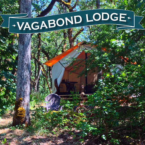 LEANTO Vagabond Hood River Glamping