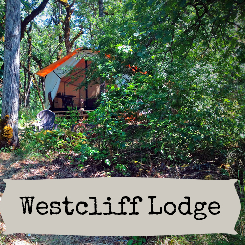 Westcliff Lodge Glamping Hood River