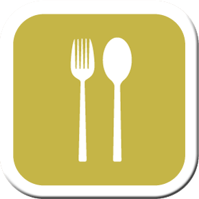 LEANTO Glamping Site Dish it out icon
