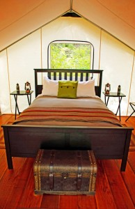 LEANTO Washington State Glamping in the San Juan Islands