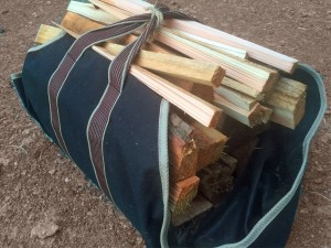 LEANTO Glamping Campfire Kit