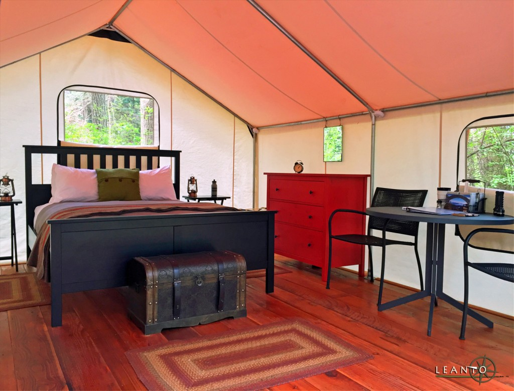 Washington State Glamping Site LEANTO
