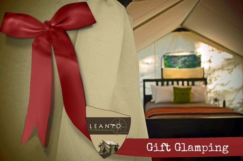 LEANTO Moran State Park Glamping Gift