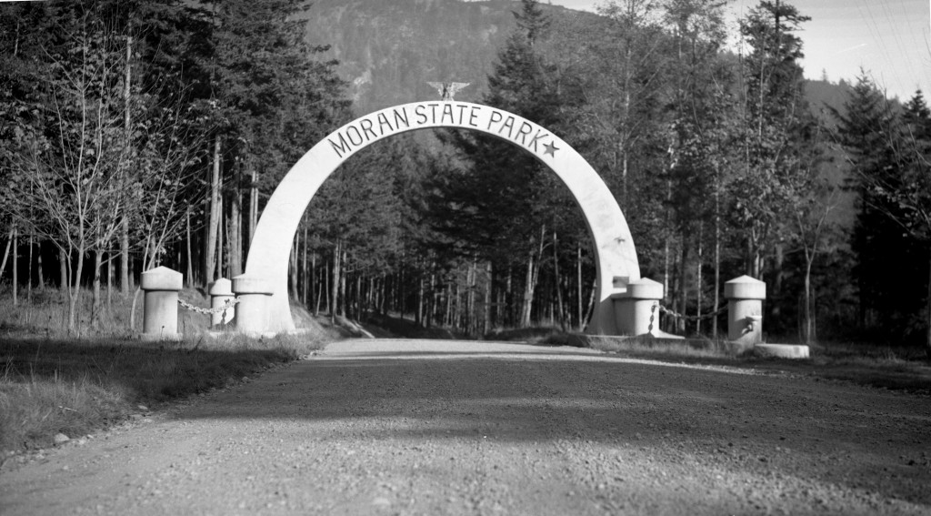LEANTO Moran State Park