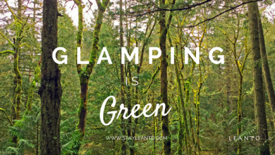LEANTO Glamping in the San Juans
