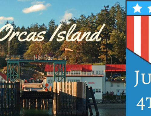 Orcas Island 4th of July